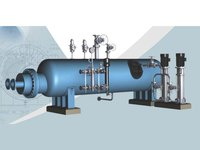 Robust Design Thermo Steam Generator