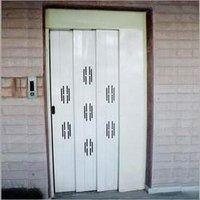 Telescopic Door (2 Stages & 3 Stages)