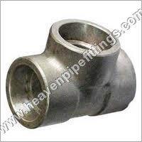 Stainless Steel Pipe Reducing Tee