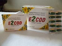 E2COD Softgel Capsules