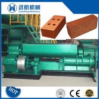 Automatic Clay Brick Molding Machines