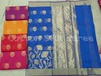 Exclusive Cotton Silk Sarees