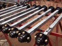 Agricultural Trailer Axle