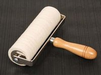 Paint Smoothing Roller