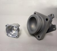 CNC Turned Stainless Steel Adapter