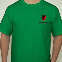 Printed Cotton Round Neck T Shirts