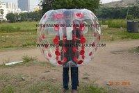 Transparent Bumper Balls