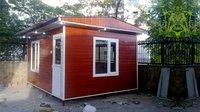 Pre Fabricated Sandwich Panel Cabin