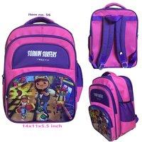 Stylish Fancy Kids School Bags Item No. 56