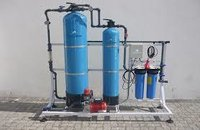 Softener Water Treatment Plant