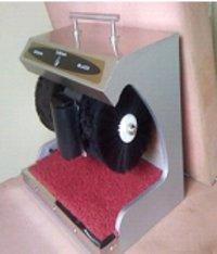 Shoe Shine Machine