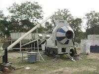 Haydraulic Concrete Mixer