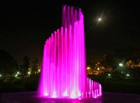 LED Outdoor Water Fountain