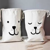 Laundry Canvas Bags