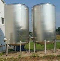 Commercial Steel Tanks