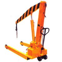 Hydraulics Cranes
