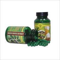 Green Coffee Extract Capsules