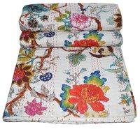 Floral Print Rajasthani Fabrics
