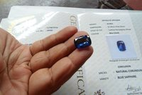 Natural Blue Sapphire Stone