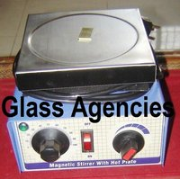 Hot Plate With Magnetic Stirrers