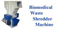 Bio Medical Waste Shredder