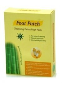 Detox Foot Patch (Bamboo)
