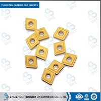 Woodworking Tungsten Cemented Carbide CNC Insert for Cutting Tool