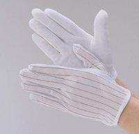 Esd Palm Doted Gloves