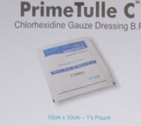 Chlorhexidine Gauze Dressing BP