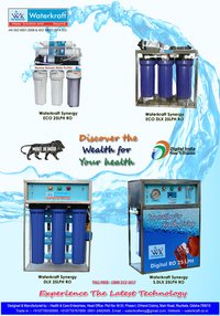 Waterkraft Synergy 25lph Ro Purifiers