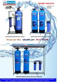 Waterkraft Water Softener 2500LPH-3000LPH
