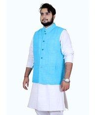 Khadi Cotton Fabric Modi Jacket