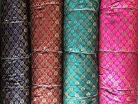 Taffeta Silk Jacquard Ladies Dress Fabrics