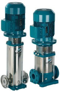 Vertical Multi-Stage In-Line Pumps