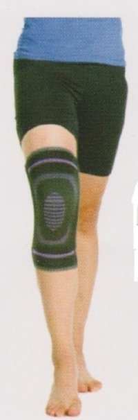 Elastic Knee With Spiral Stays