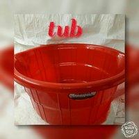 Plastic Tubs 900 No