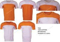 Round Neck Half Sleeve T Shirts