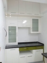 Kitchen Crockery Unit