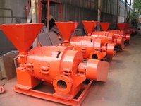 Coal Grinding And Powder Blow Machine