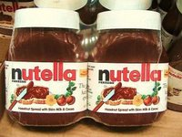 Ferrero Nutella Chocolate Spread 600g.