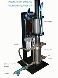 LPG Cylinder Evacuation Pumps