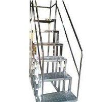 Stainless Steel Ladder