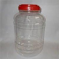 Masala Packaging Pet Jar