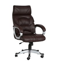 Brown Doblepiel Executive Hb Chairs