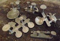 Metallic Pattern Aluminum Castings