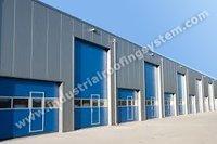Prefabricated Industrial Building (PEB)