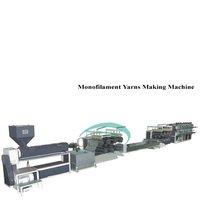 PP/HDPE Monofilament Yarn Making Machine