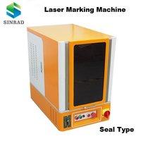 Fiber Laser Marking Machine With Automatic Door