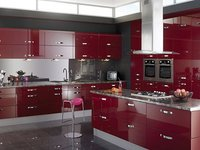 Modular Stainless Steel Kitchen Vanities