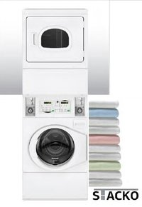 Ifb- 10.2 Kg Stackable Washer Dryer For Laundry